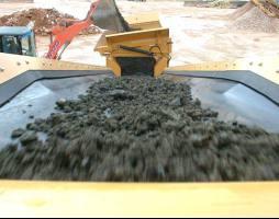 Rullier frères criblage - carrières de sables