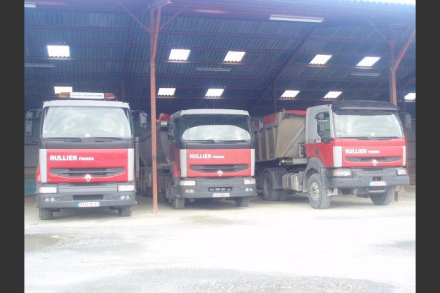 Transport routier Riberac