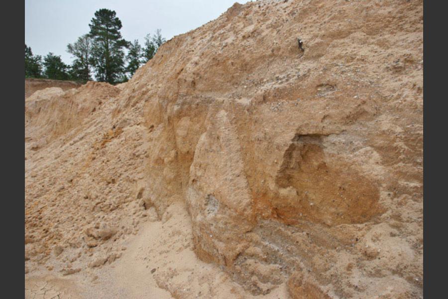 Carrières de sables Nimes