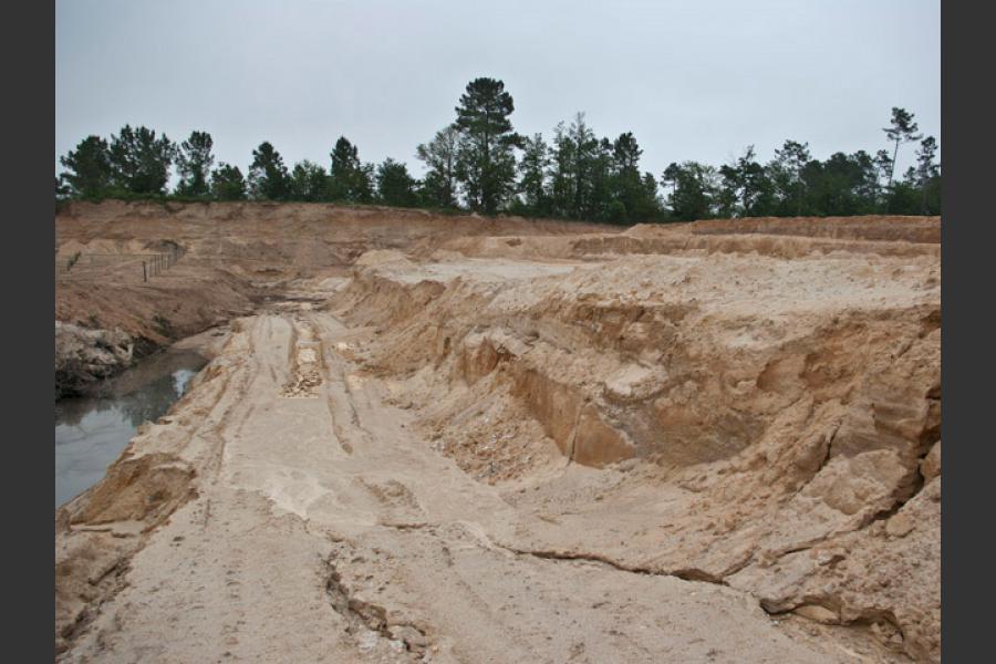 Carrières de sables Riberac