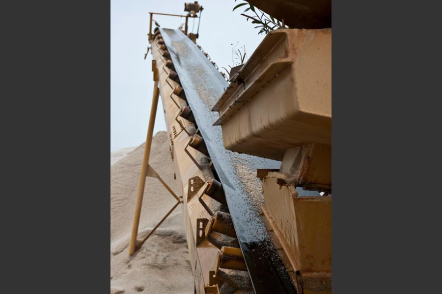 Carrières de sables Libourne