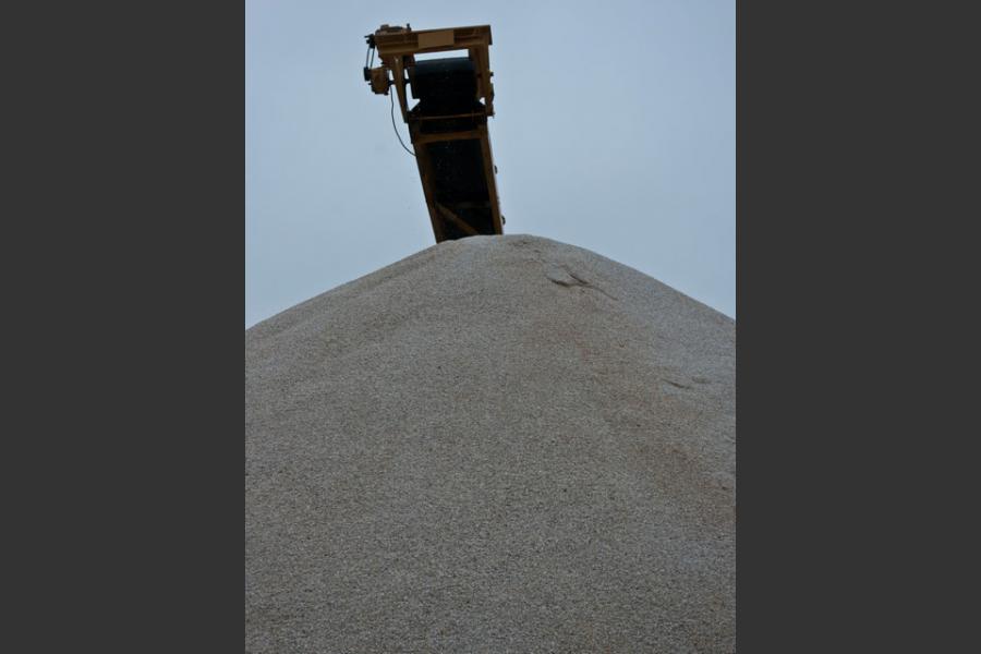Carrières de sables Lyon