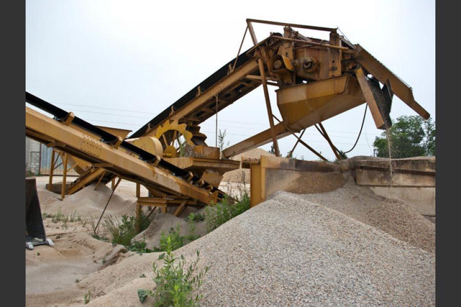 Carrières de sables Montguyon