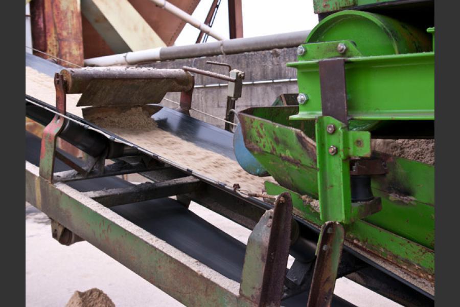 Sable de filtration La Roche Chalais