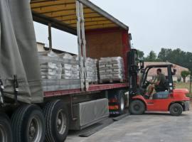 transport de materiaux toulouse