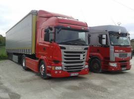 transport routier bordeaux